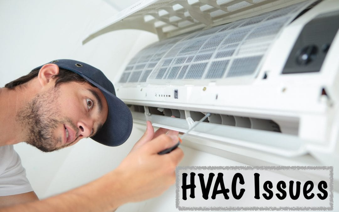 8 Common HVAC Problems (and What to Do About Them!)